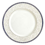 "Syracuse China 912345002 7-1/8"" Scarborough Plate - Round, Glazed, White"