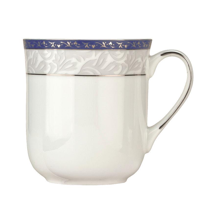 Syracuse China 912345013 15-oz Scarborough Mug - Glazed, White