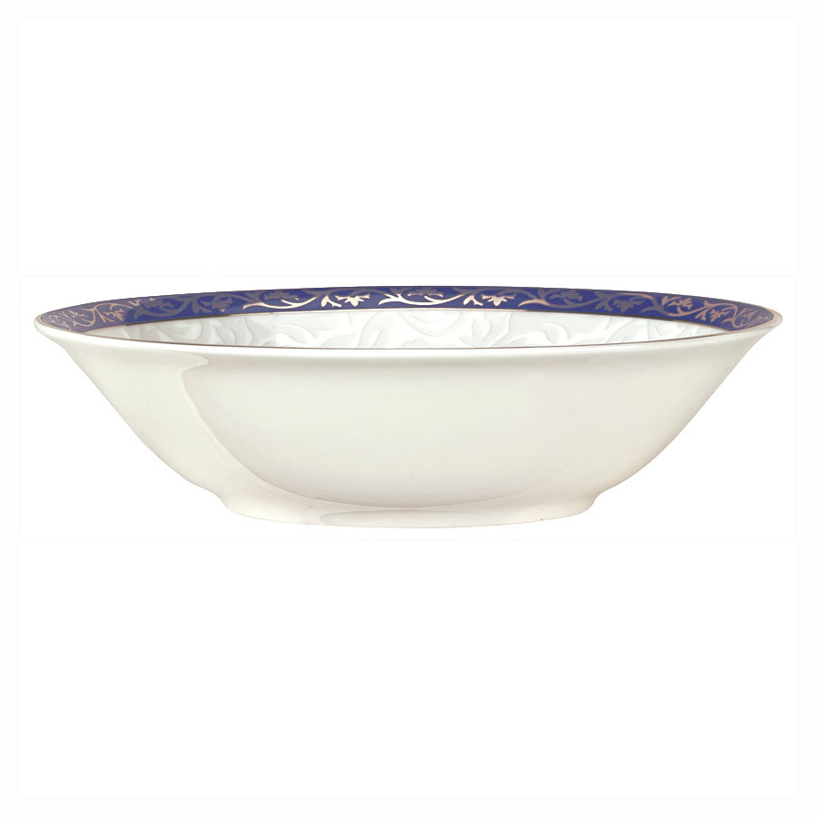 Syracuse China 912345014 10-oz Scarborough Fruit Bowl - Round, Glazed, White