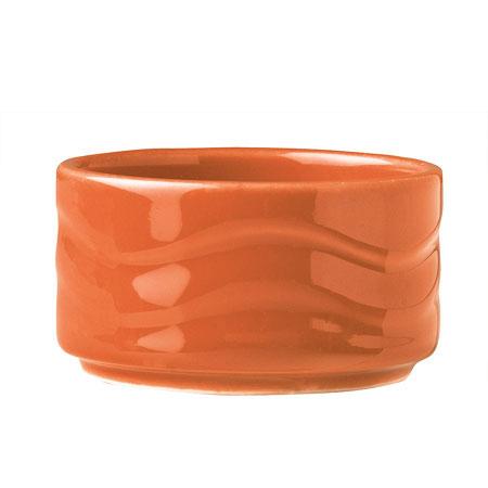Syracuse China 923036600 2-oz Cantina Bowl - Glazed, Limon