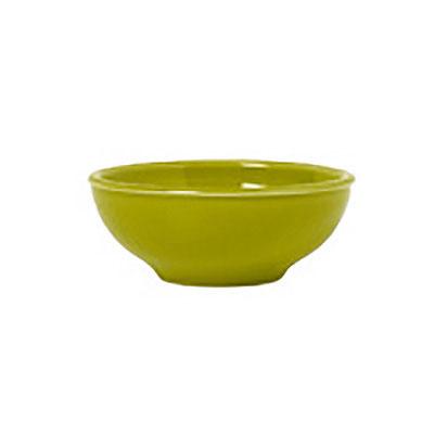 Syracuse China 923047002 5-oz Cantina Salsa Bowl - Glazed, Limon