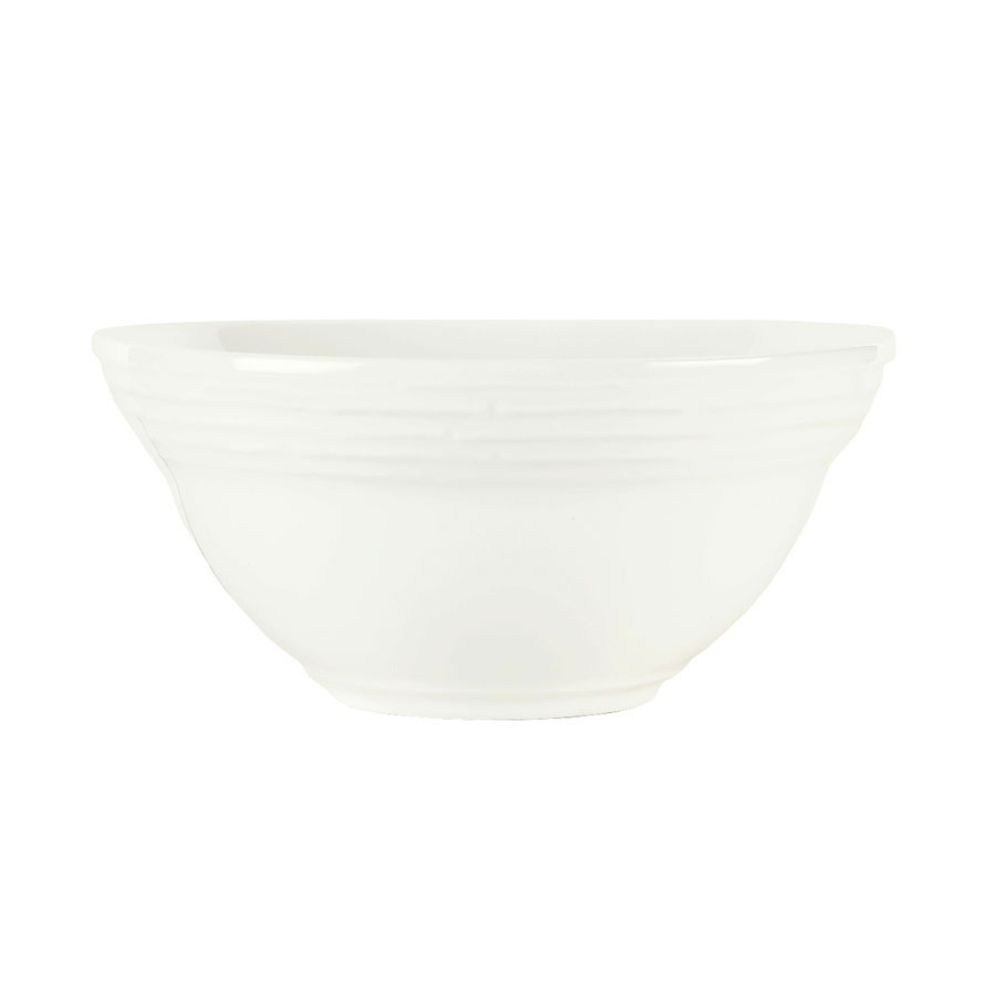 "Syracuse China 935550 110 6"" Round Bowl w/ 10-oz Capacity, Atherton, White"