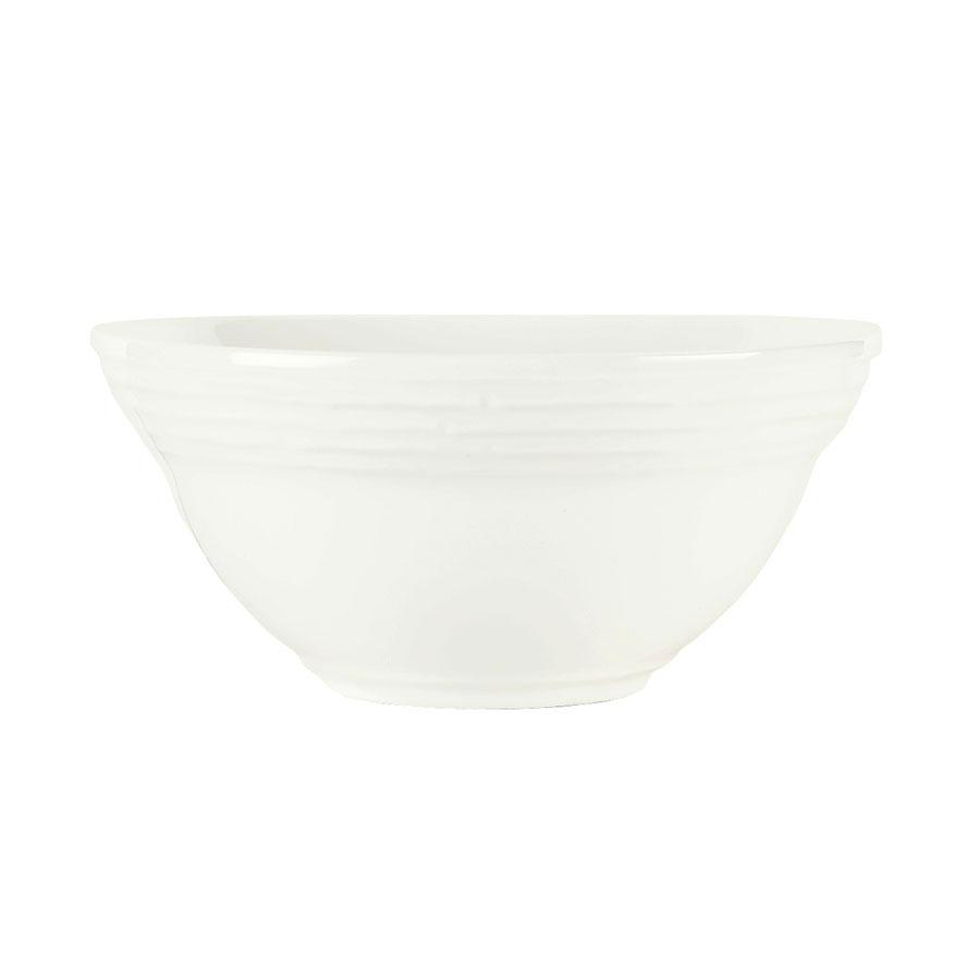 "Syracuse China 935550 111 4.75"" Round Bowl w/ 4-oz Capacity, Atherton, White"