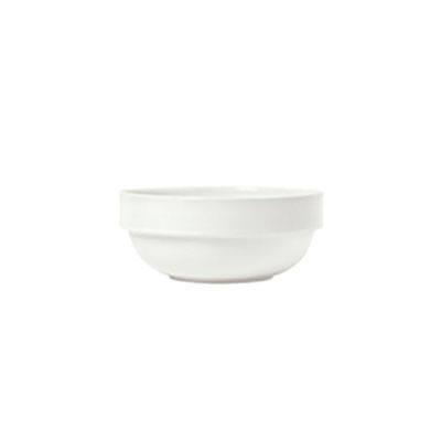 Syracuse China 950002469 13-oz Soup Cereal Bowl, Royal Rideau Undecorated Pattern, Chateau Shape, Luxor