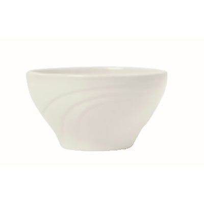 Syracuse China 950038059 7-oz Unhandled Bouillon w/ Cascade Pattern & Turina Shape, Flint Body