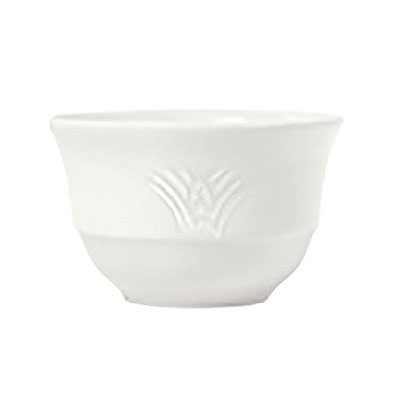 Syracuse China 950041080 6.88-oz Unhandled Bouillon w/ Cafe Royal Pattern & Tremont Shape, Syralite Body