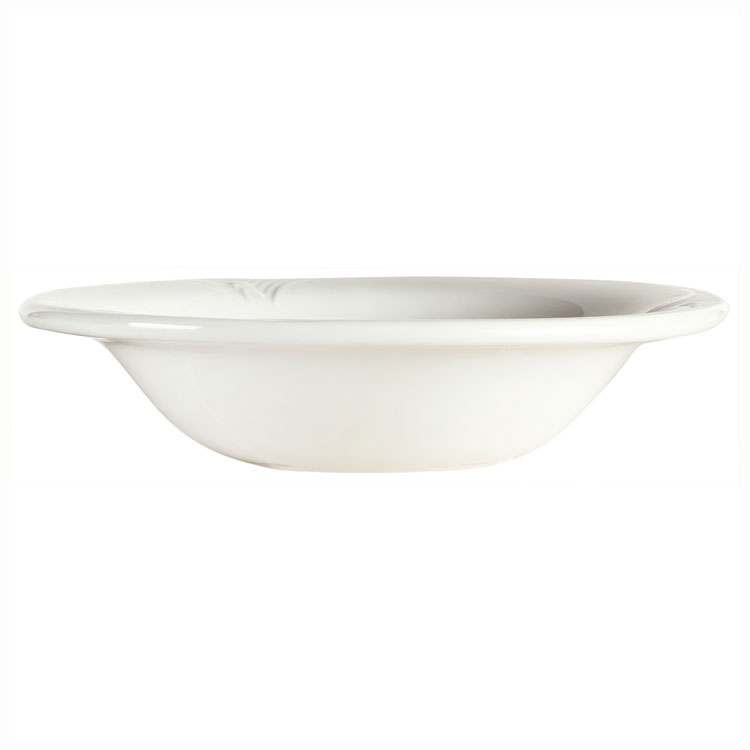 Syracuse China 950041892 4-oz Royal Rideau Fruit Bowl - Round, Cafe Royal, White