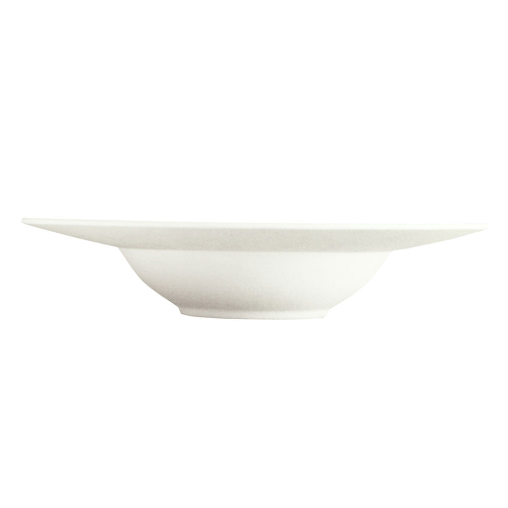 Syracuse China 987659373 16-oz Pasta Bowl w/ Silk Pattern & Royal Rideau, Alumina Body