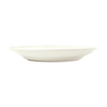 Syracuse China 987659385 53.5-oz Stadium Pasta Bowl w/ Silk Pattern & Royal Rideau, Alumina Body