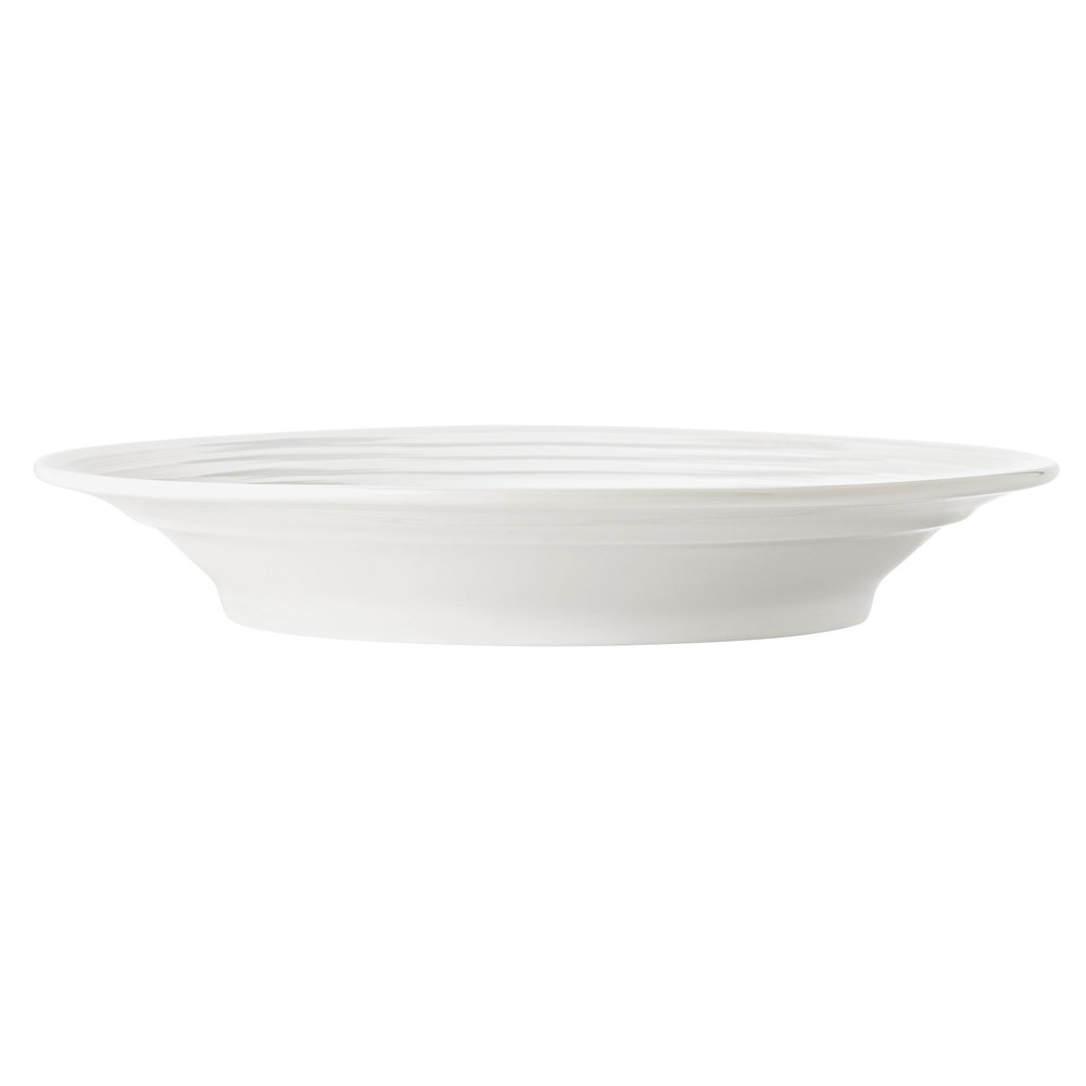 Syracuse China 999001785 20.5-oz Galileo Constellation Bowl - Porcelain, Lunar White