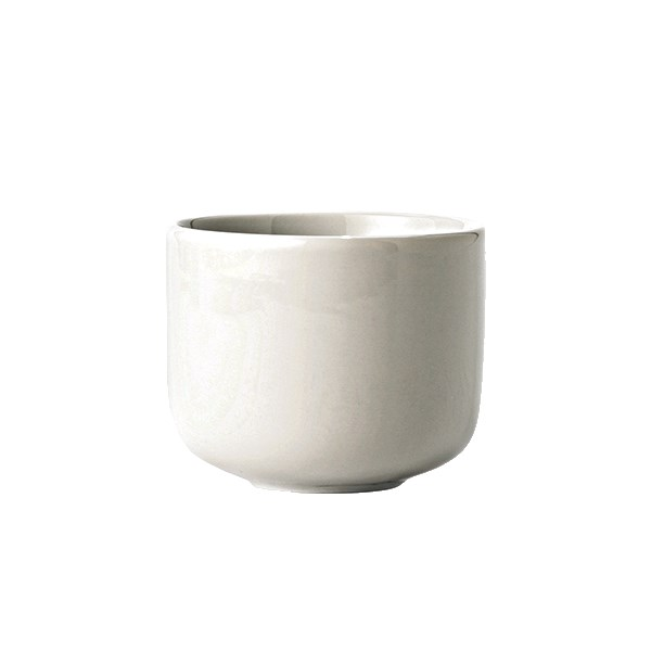 Syracuse China 999333113 5.5-oz Constellation Sugar Packet Holder - Porcelain, Lunar White