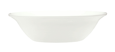 Syracuse China 905356835 11-oz Grapefruit Bowl, Slenda Pattern & Shape, Royal Rideau Body