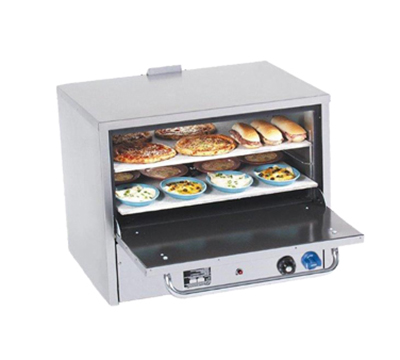 Comstock-Castle PO31 Countertop Pizza Oven - Single Deck, NG