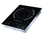 Eurodib BI001 Drop-In Commercial Induction Cooktop w/ (1) Burner, 120v