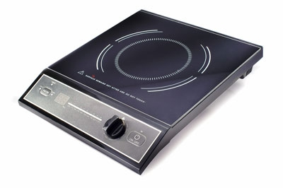 Eurodib C16Y Countertop Commercial Induction Cooktop, 120v