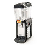 Eurodib CD1J Juice Dispenser w/ (1) 3.2-Gallon Polycarbonate Tank