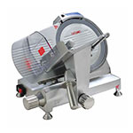 "Eurodib HBS250L Meat Slicer w/ 10"" Blade, Belt Driven & Waterproof"