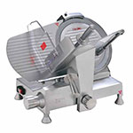 "Eurodib HBS-300L Meat Sllicer w/ 12"" Blade, Emergency Shut Off"