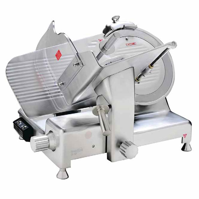"Eurodib HBS350L Meat Slicer w/ 14"" Blade, Belt Driven & Waterproof"