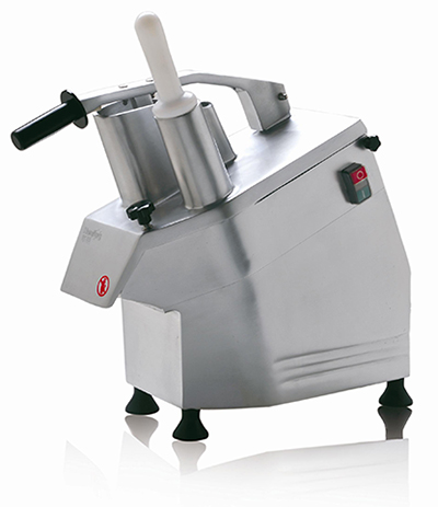 Eurodib HLC300 Vegetable Cutter, 5 Discs, 110 V