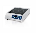 Eurodib IHE3097-120 Countertop Commercial Induction Cooktop w/ (1) Burner, 120v