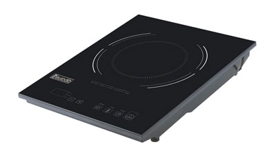 Eurodib P3D Countertop Commercial Induction Cooktop w/ (1) Burner, 120v