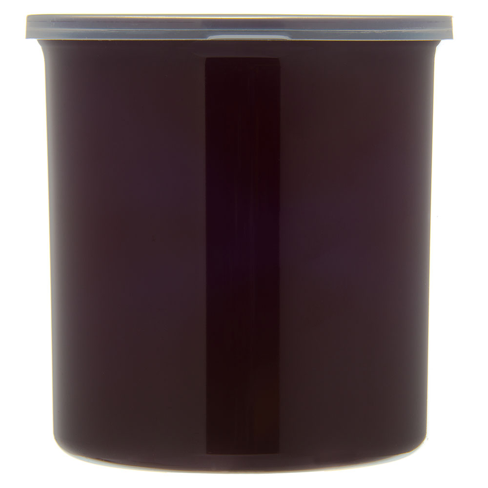 Carlisle 030101 1.2-qt Classic Crock - Snap-On Lid,  Brown