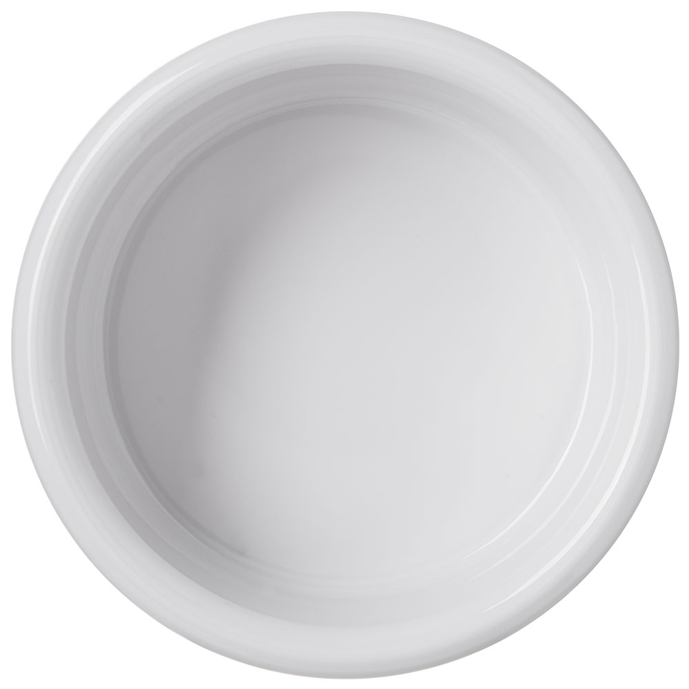 Carlisle 036202 2-1/2-oz Ramekin - White