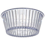 Carlisle 084507 4-1/2-oz Fluted Ramekin - Clear