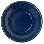 Carlisle 087560 5-oz Round Salsa Dish - Melamine, Cobalt Blue