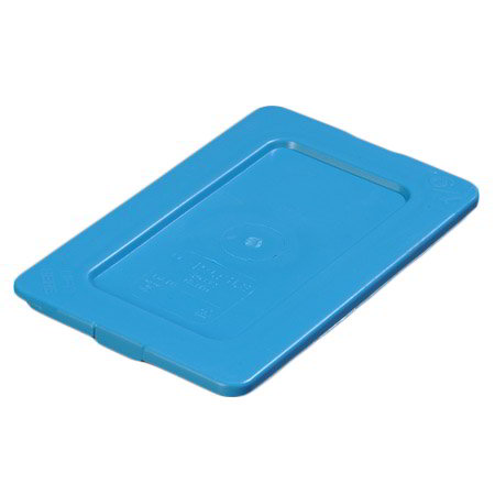 Carlisle 1033214 1/9 Size Food Pan Smart Lid - Blue