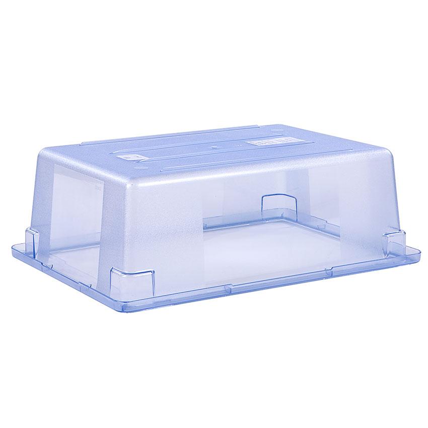 "Carlisle 10622C14 12-1/2-gal Food Storage Box - 26x18x9"" Blue"