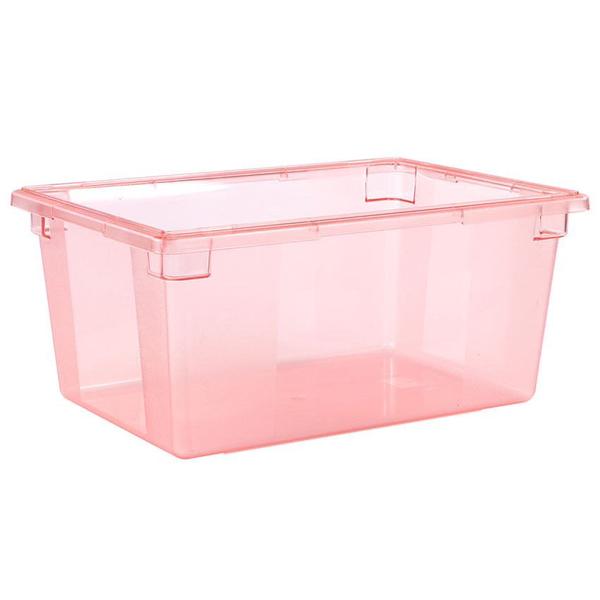 "Carlisle 10623C05 16.6-gal Food Storage Box - 26x18x12"" Red"