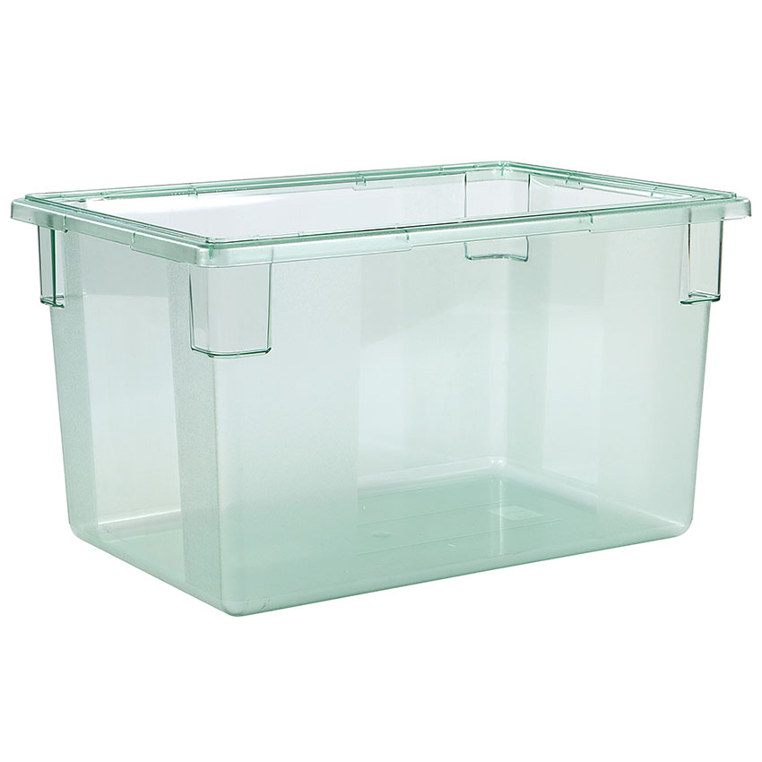 "Carlisle 10624C09 21-1/2-gal Food Storage Box - 26x18x15"" Green"