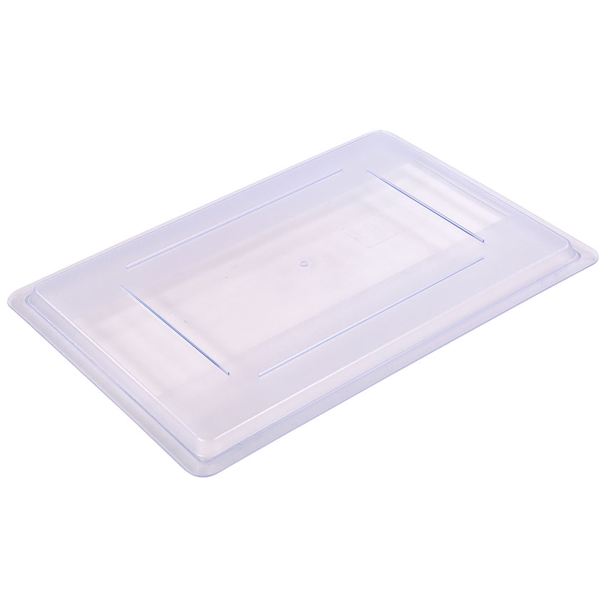 "Carlisle 10627C14 Food Storage Lid - 26x18"" Blue"