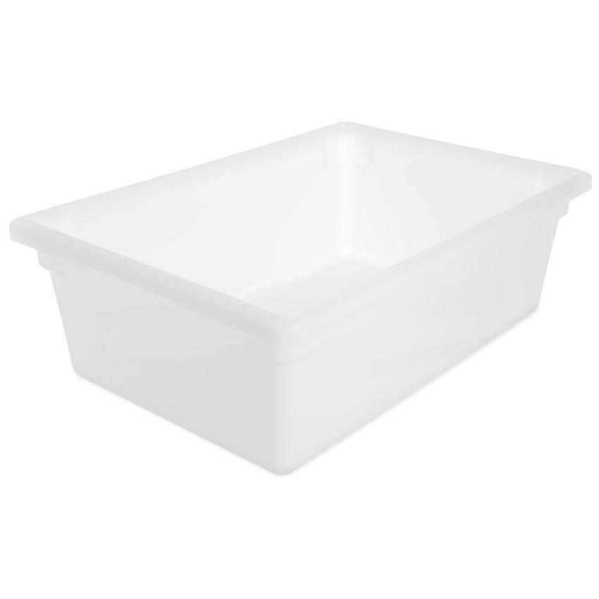 "Carlisle 1064202 12-1/2-gal Food Storage Box - 26x18x9"" White"