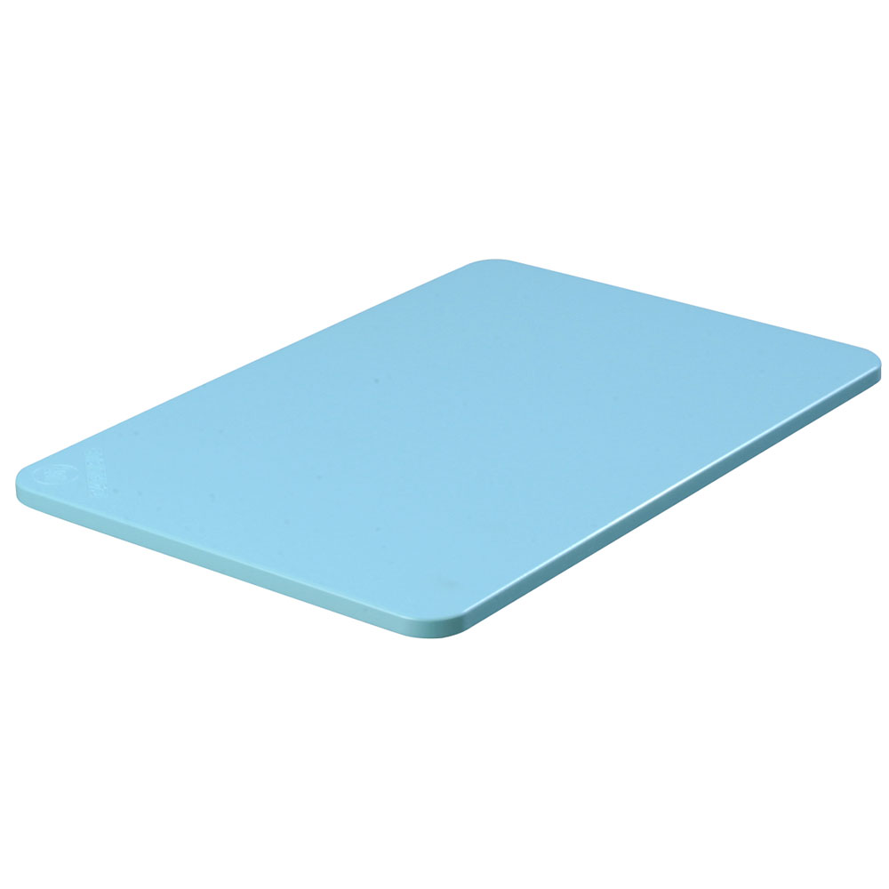 "Carlisle 1088514 Poly Cutting Board - 15x20x1/2"" Blue"