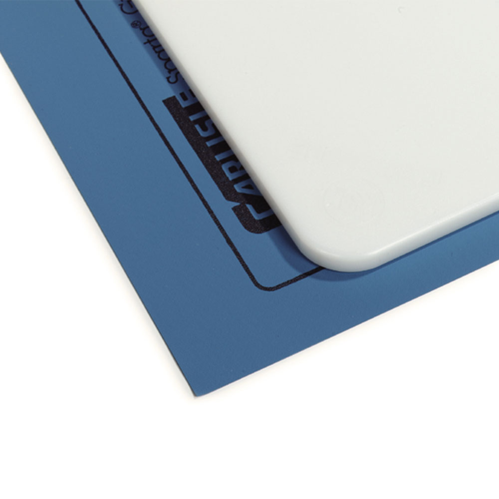 "Carlisle 1180114 Cutting Board Mat - 13x18"" Carlisle Blue"