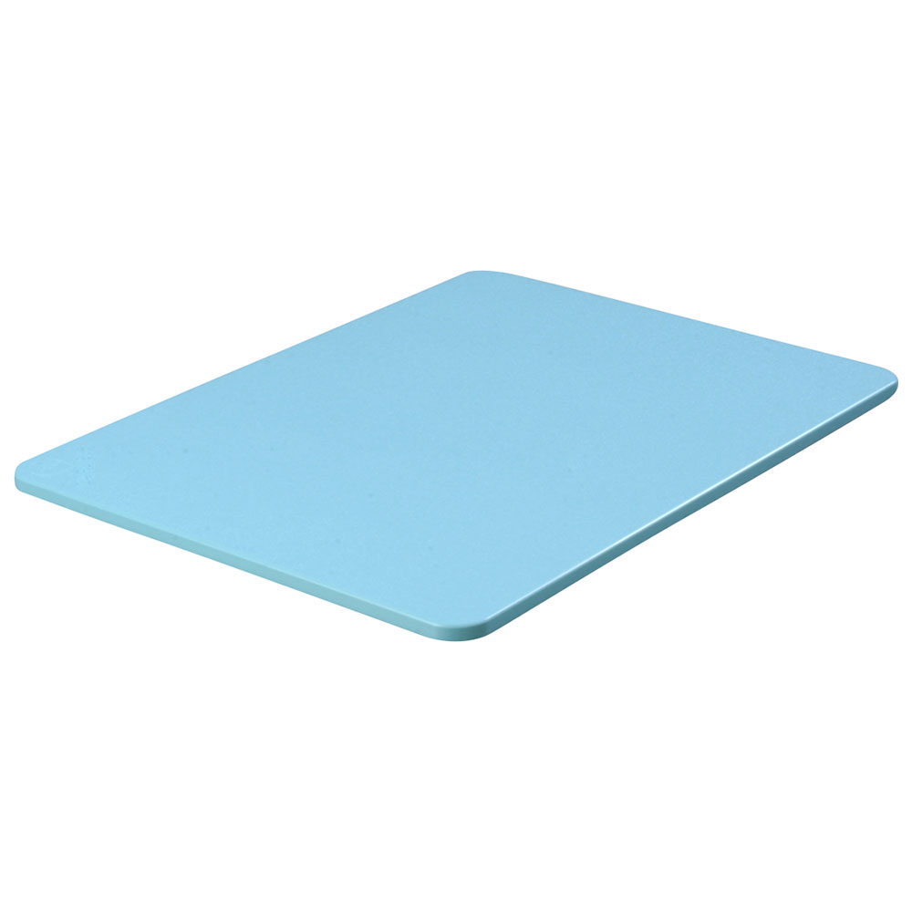 "Carlisle 1289214 Poly Cutting Board - 18x24x3/4"" Blue"
