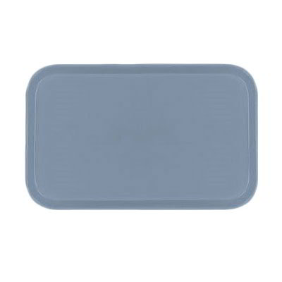 Carlisle 1419FG012 Rectangular Cafeteria Tray - 38.5x50cm, Sea Spray