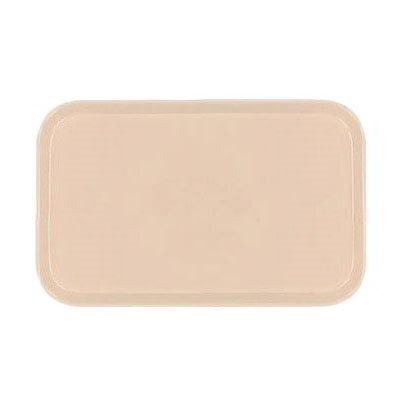 Carlisle 1419FG016 Rectangular Cafeteria Tray - 38.5x50cm, Peach