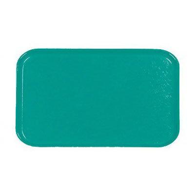 Carlisle 2115FG006 Rectangular Cafeteria Tray - 53x37.5cm, Ultramarine