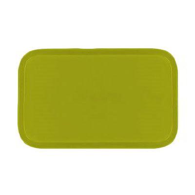 Carlisle 2115FG008 Rectangular Cafeteria Tray - 53x37.5cm, Avocado