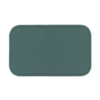 Carlisle 2115FG010 Rectangular Cafeteria Tray - 53x37.5cm, Forest Green