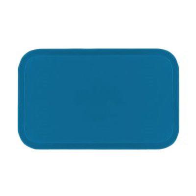 Carlisle 2115FG013 Rectangular Cafeteria Tray - 53x37.5cm, Ice Blue