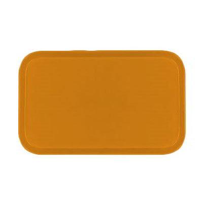 Carlisle 2115FG019 Rectangular Cafeteria Tray - 53x37.5cm, Rust