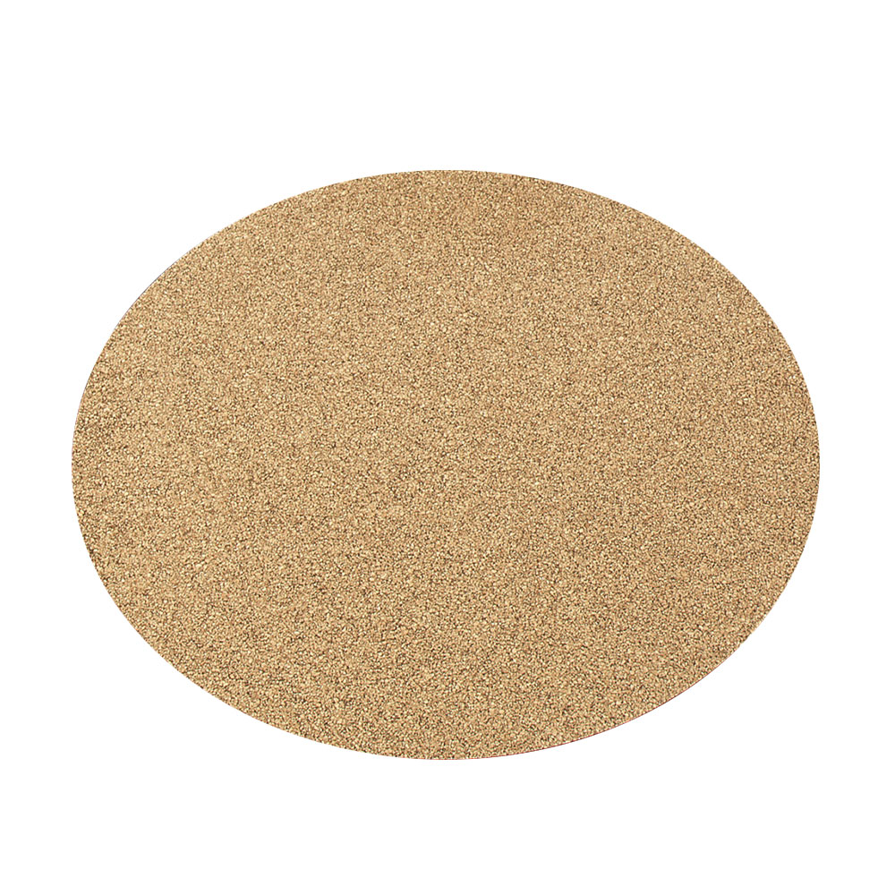Carlisle 302300 Oval Cork Tray Liner Replacement - 23x28