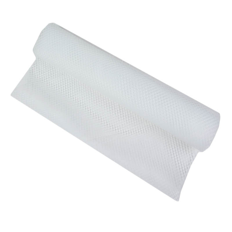Carlisle 321107 Texliner Bar and Shelf Liner - 2x10' Roll, Clear