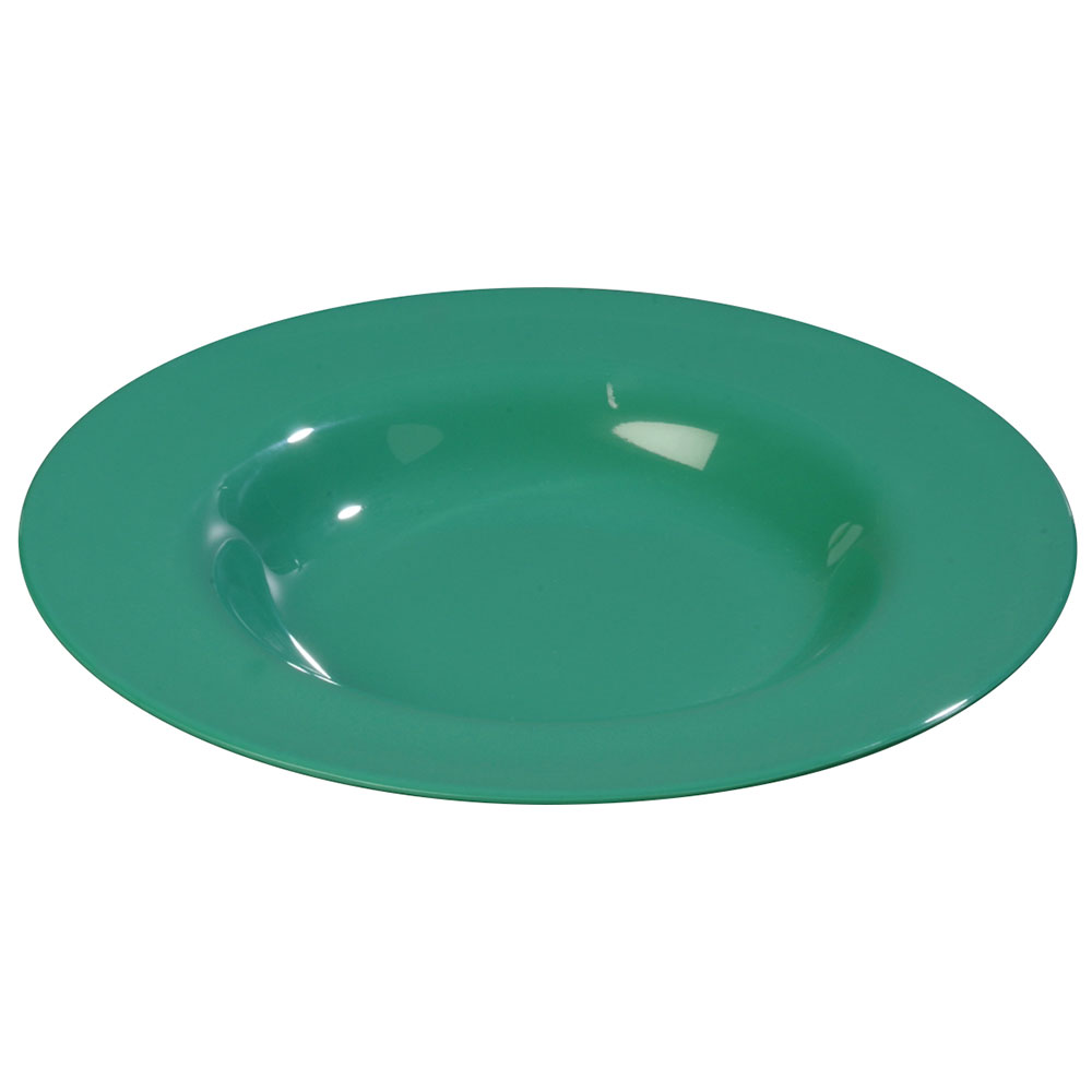 Carlisle 3303009 20-oz Sierrus Chef Salad/Pasta Bowl - Melamine, Meadow Green