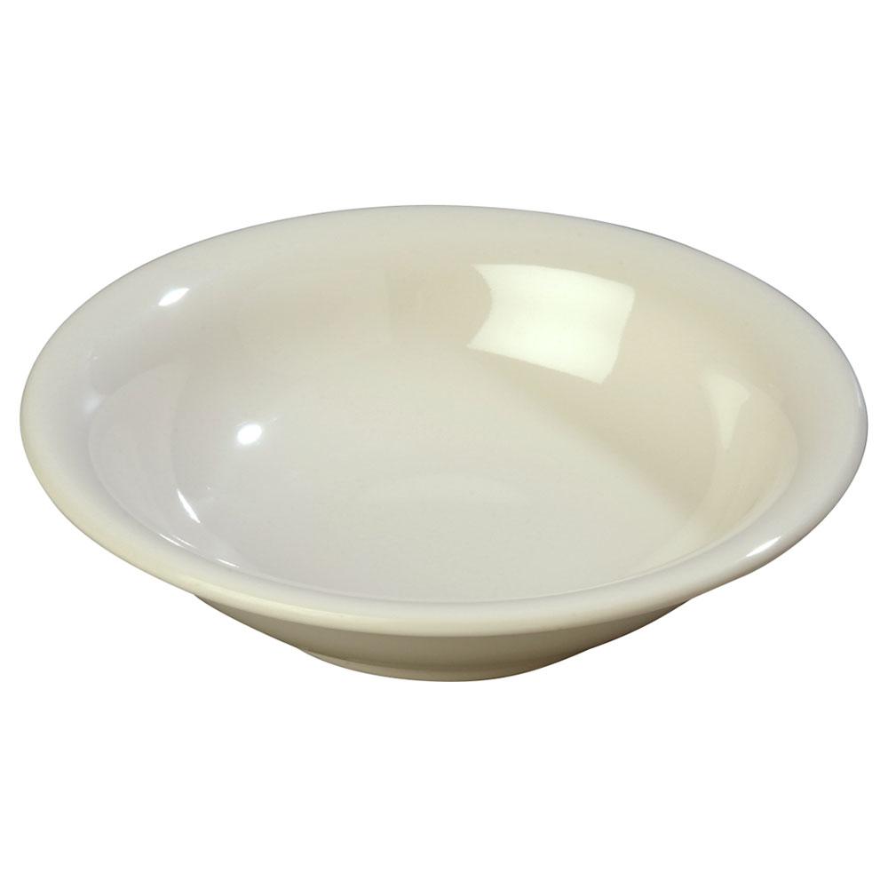 Carlisle 3303242 16-oz Sierrus Rimmed Bowl - Melamine, Bone
